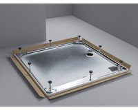 Bette Floor Fuss-System, 90x90cm