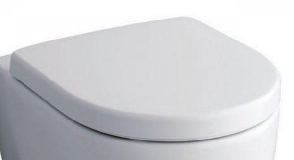 keramag icon wc sitz mit deckel weiss mit. Black Bedroom Furniture Sets. Home Design Ideas