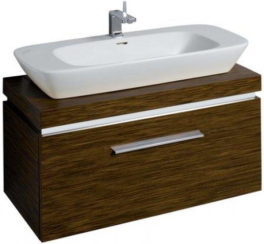 keramag silk waschtischunterschrank 816011 100x40x47cm wenge 816011000. Black Bedroom Furniture Sets. Home Design Ideas