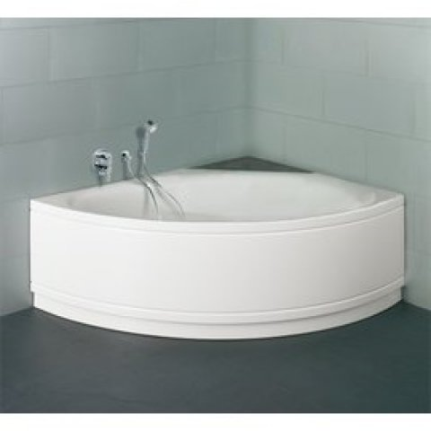 Bette Pool III Comfort bathtub 6057CCVV, 160x113x45cm, right