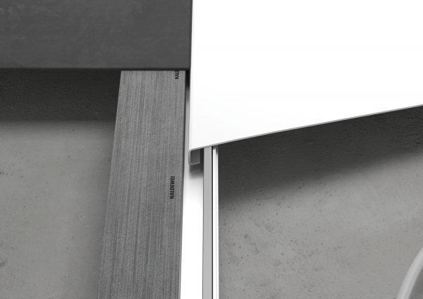 kaldewei einbau system rahmen esr bodeneben 80x180cm 640000500000. Black Bedroom Furniture Sets. Home Design Ideas