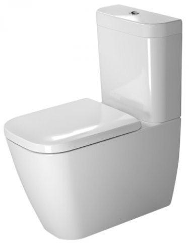 duravit stand wc kombi happy d 2 63cm tiefsp ler f r. Black Bedroom Furniture Sets. Home Design Ideas