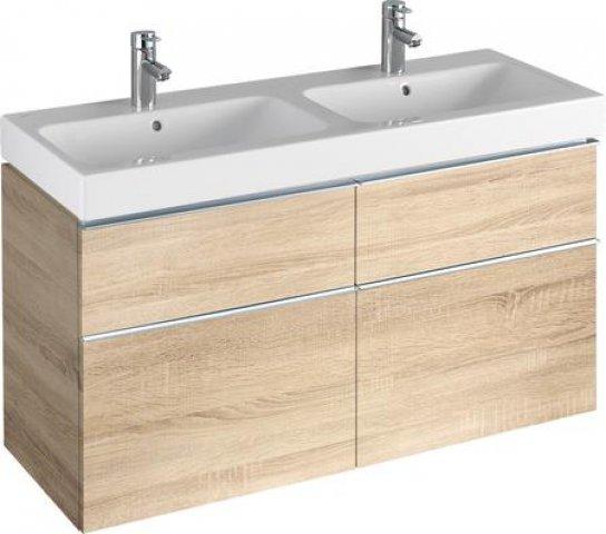 keramag icon doppel waschtischunterschrank 841522. Black Bedroom Furniture Sets. Home Design Ideas