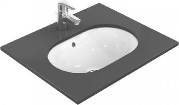 Ideal Standard Connect Undercounter washbasin oval 550mm E5048