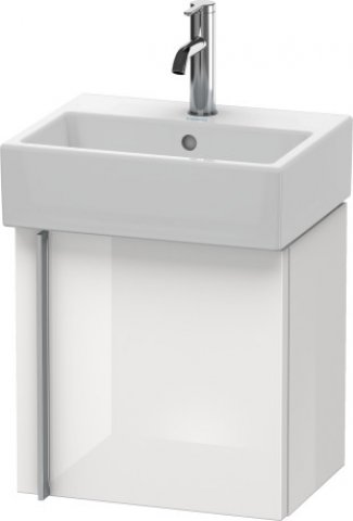 Duravit Vero Air Vanity unit wall hung VA6211R, 1 door, right hung, width: 434mm