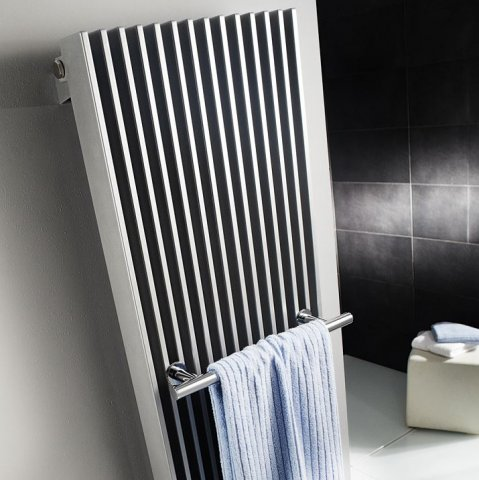 HSK towel rail 401 mm, suitable for Mod. Sky Design radiator