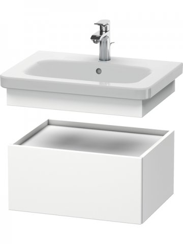 Duravit DuraStyle wall-hung base unit with pull-out 6280, 580mm, for DuraStyle
