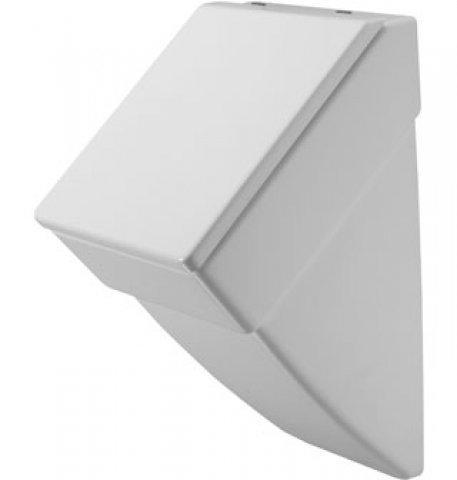 duravit urinal vero zulauf von hinten absaugend f r deckel weiss 2801320000. Black Bedroom Furniture Sets. Home Design Ideas