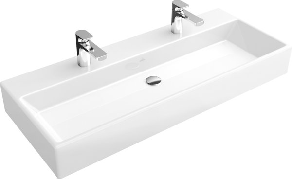 Villeroy und Boch Wash basin Memento 5133AG 1000x470mm, white, without overflow,...