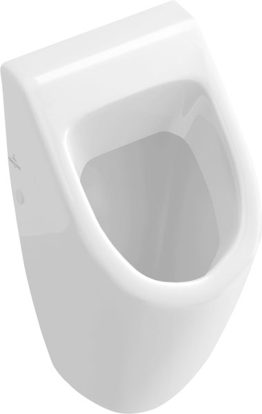 Villeroy and Boch suction urinal Subway 751300 285x535x315mm, white